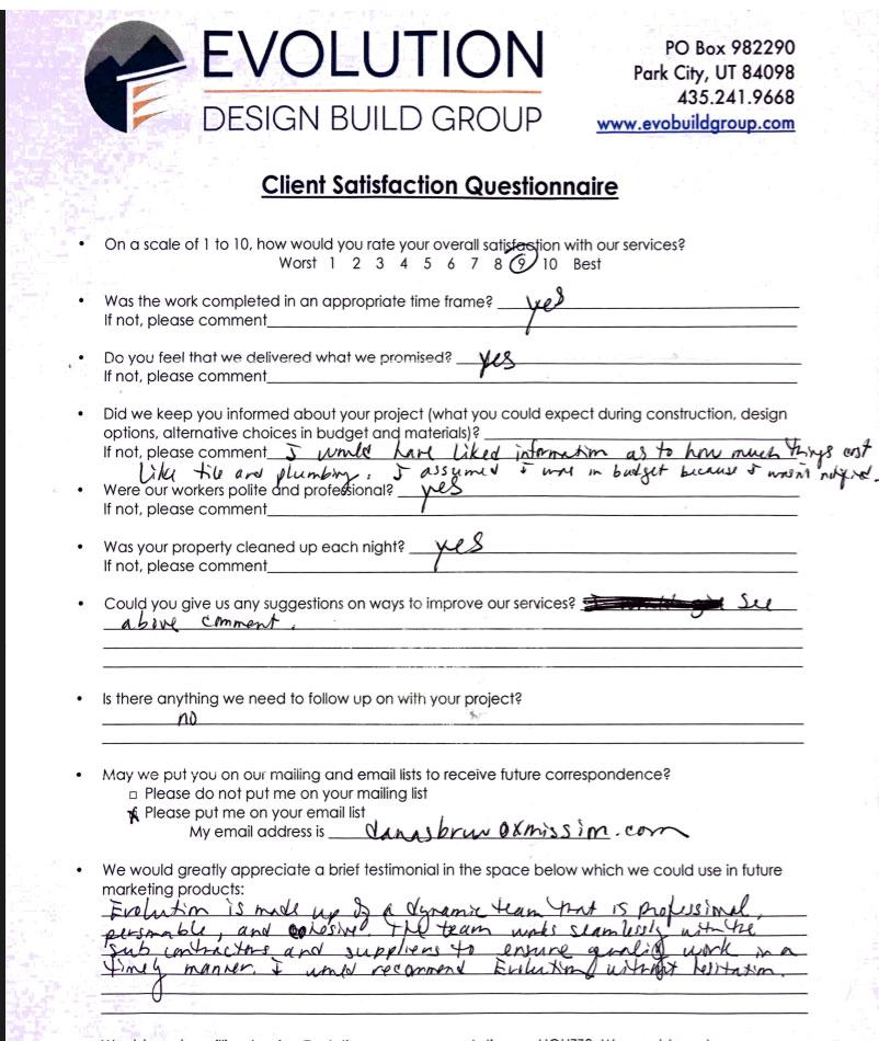 Client-Satisfaction-Questionnaire-1 - Evolution Design Build